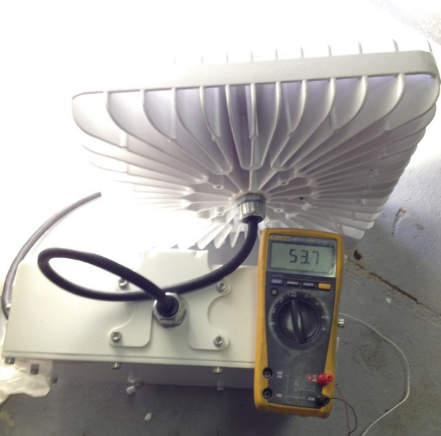 RSLED Immersion and Condensation Testing